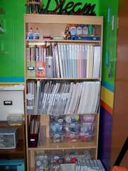 Book Shelf as of 15 July 08
