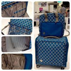 New We R 360 Rolling Tote and Shoulder Bag - Coming Soon