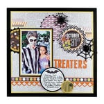 October 31 featuring the Bewitched Collection from We R Memory Keepers