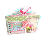 We R Cotton Tail Mini Book