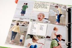 Brand New Grid Cards and Albums Made Easy Sheet Protectors from We R Memory Keepers