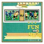 Fun Here featuring For the Record Collection from We R Memory Keepers