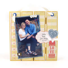 Family Keepsake Picture Wall Hanging