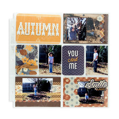 Autumn featuring Harvest from We R