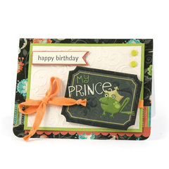 Happy Birthday My Prince featuring Storytime from We R Memory Keepers