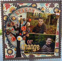 Season of Change by Sheri Feypel