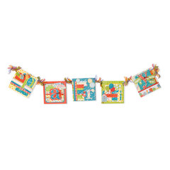 Birthday Banner featuring Hip Hip Hooray Collection from We R Memory Keepers