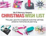 Did you make a Christmas Wish List?