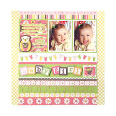 Introducing the Baby Mine Collection from We R Memory Keepers