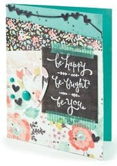 be happy Sweetness featuring the new Chalkboard Collection from We R Memory Keepers