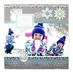 Introducing Winter Frost from We R Memory Keepers