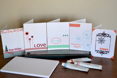 Letterpress Cards for all Occasions