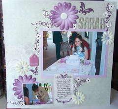Sarah - Wedding