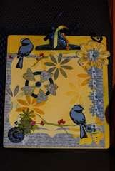 For the Birds XL Clipboard