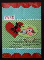 SWAK card