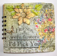 If friends were flowers album