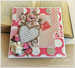 Fall Breeze Card by DT Member Dunja
