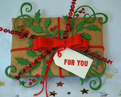 Brown Paper Packages Tied up with String by Taniesa