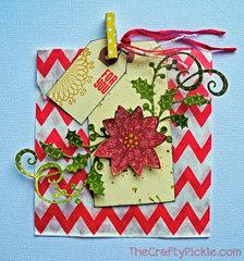 Christmas Gift Bag by Taniesa