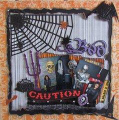 Halloween - BOO-