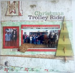 Christmas Trolley Ride