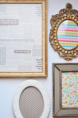 Easy 'Big and Bold' Wall decor