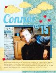 Connor @ 15