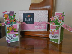 Box Cards and Card Box