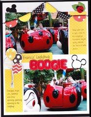 Francis' Ladybug Boogie