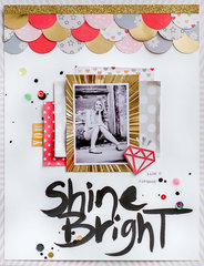 Shine Bright by Diane Payne
