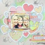 Mom & Daughter Selfie by Missy Whidden
