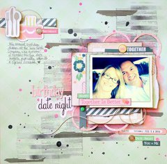 Birthday Date Night by Missy Whidden