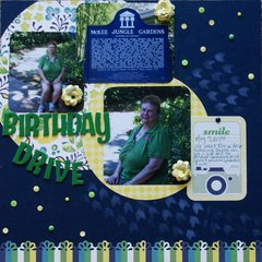 Birthday Drive