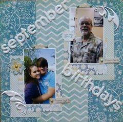 September Birthdays