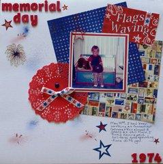 Memorial Day 1974
