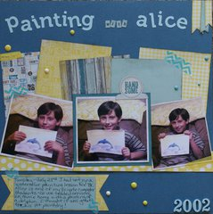 Painting with Alice
