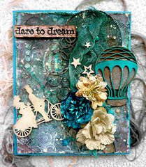 Dare to dream card
