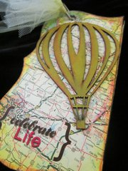 celebrate life--a fun little note pad