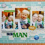 Mummys Little Man