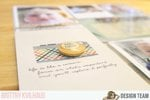 Baby Reed Album Month Five **Noel Mignon Sweet & Simple Kit**