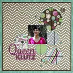 Queen Klutz