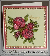 Floral Card - any occasion