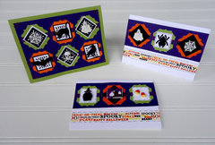 Triple Treat Halloween Cards