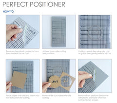 HOW TO Use the Perfect Positioner
