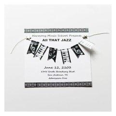 Jazzy Card