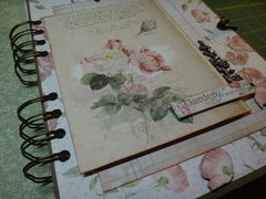 BoBunny Garden Journal
