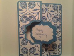Flip-It Anniversary Card