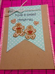 ginger couple card