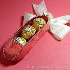 Ballet Slipper Gift Box