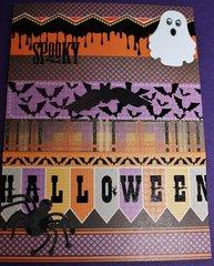 Spooky Halloween Card